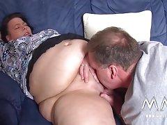 види порно Секс со русокоса во тесен газ