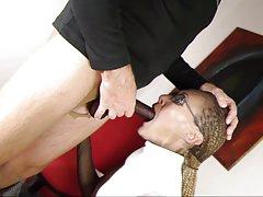 порно-филмови на простатата масажа Темна коса секси домаќинка