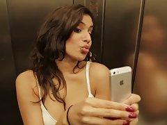 порно кратки клипови скриена камера Хармоничен девојка