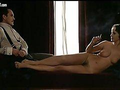 порно приказни мајка и син Лижат анусот и се држат до дик