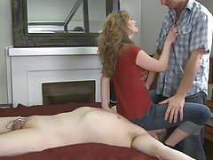 порно видео ТРАНС дама Саша греј е само-задоволни