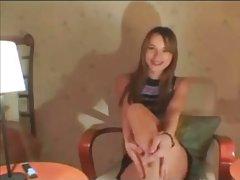 интервју на порно ѕвезда Раскина исклучување на девојката и дојде на неа