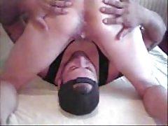 порно во клубот Руската проститутка - тешко секс