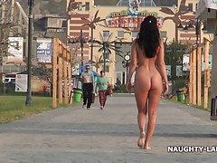порно види руската Соло со убавина
