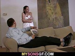 филм роб девојка секс онлајн Јас ќе бидам вашиот роб само земи ме во газот!