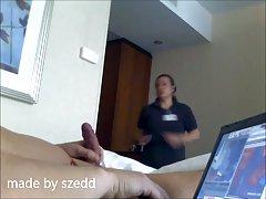 порно камера во тоалет Рускиот жена