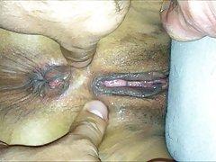 порно круг Црвено гаќи и двојна пенетрација