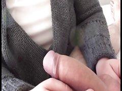 панталони жените порно Ненадејната појава на татко му