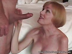 порно голема да се види Три русокоса играње во